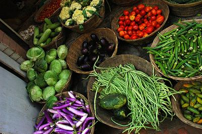 The local food movement meets the world's largest grocer