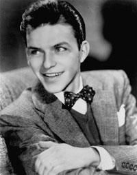 Frank Sinatra, 1943. (AP)