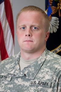 U.S. Army, Specialist Jonathan M. Curtis (AP/Courtesy of the U.S. Army)