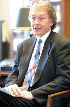Rep. Ed Markey (courtesy photo)