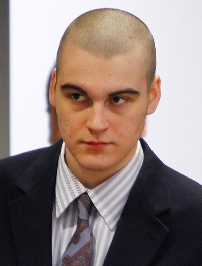 Steven Spader, in court on Nov. 3 (AP)