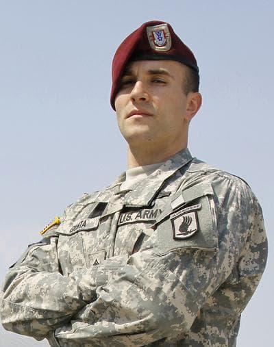Staff Sgt. Salvatore Guinta. (173rd Airborne Brigade Public Affairs)