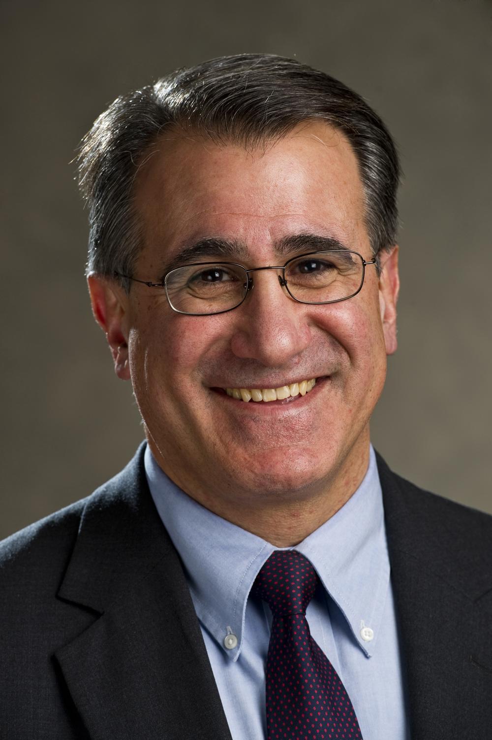 Anthony Monaco (Courtesy of Alonso Nichols/Tufts University)