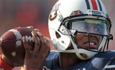 Cam Newton's status, and his talent, remains the main topic surrounding this week's Iron Bowl. (AP photo)