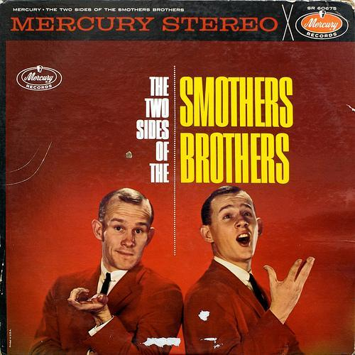 Mom Liked You Best: Researcher Says Smothers Brothers Were RIght