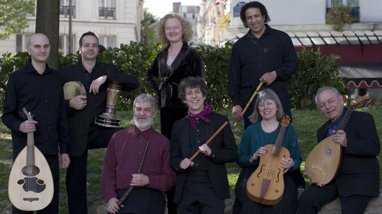 Members of the Boston Camerata (Courtesy photo)