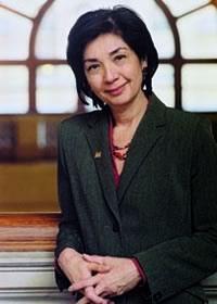 """Fernande """"Nan"""" Duffly (Courtesy Harvard Law School)"""