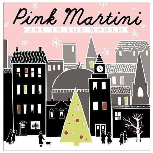 "Pink Martini's new album, ""Joy To The World"" (Courtesy)"