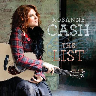 "Rosanne Cash's album ""The List"" is up for a 2011 Grammy award."