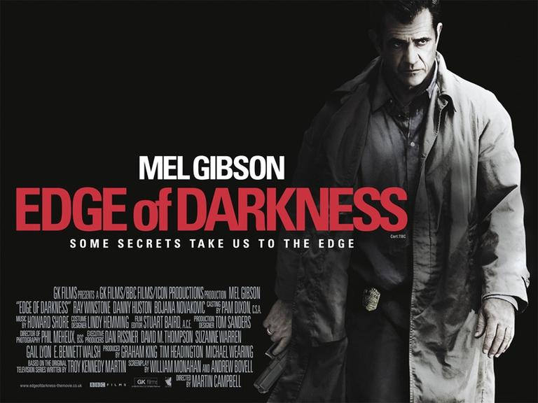 """Edge of Darkness"" was both shot and set in Boston."