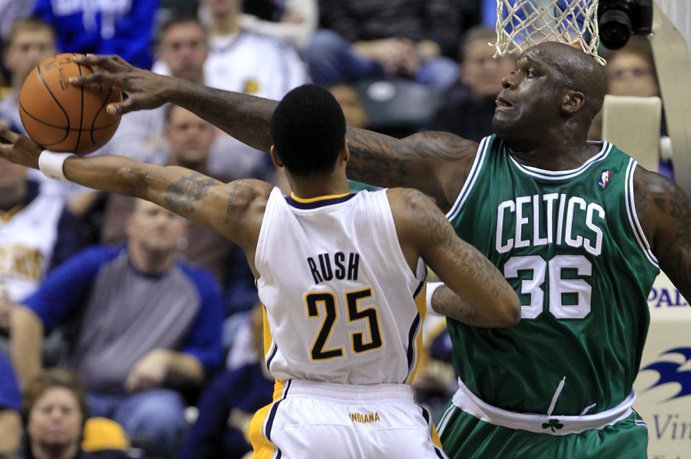 Pierce Leads Celtics Past Pacers | WBUR News