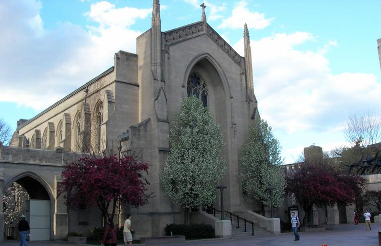 Boston University's Marsh Chapel (altopower/Flickr)