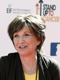 "Elizabeth Edwards at the ""Stand Up To Cancer"" event in Calif., Sept., 2010. (AP)"