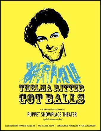 Thelma Ritter Got Balls