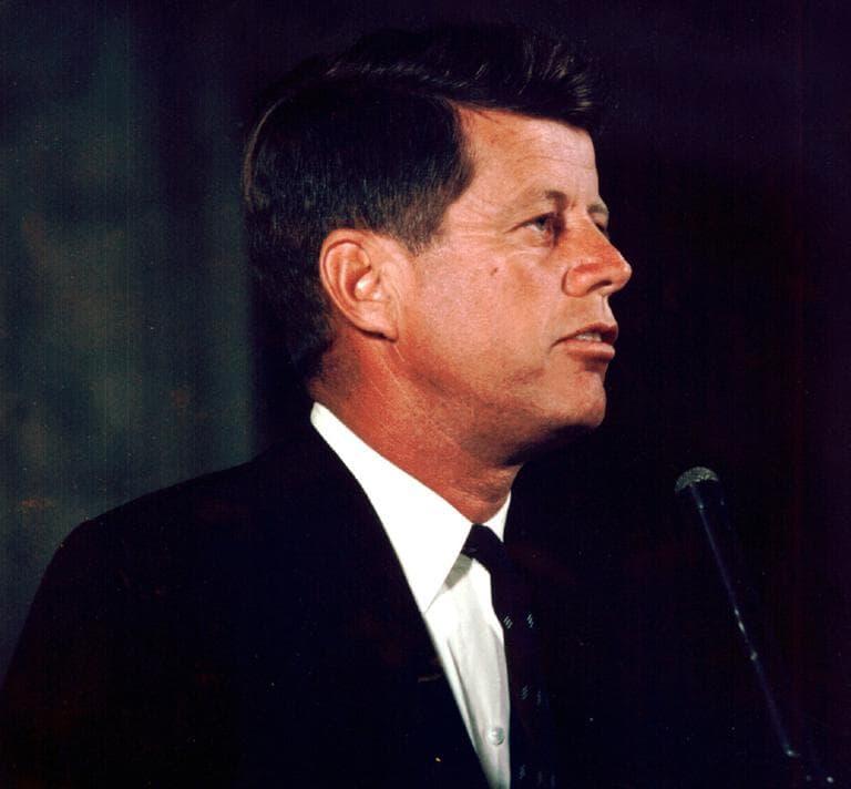 John F. Kennedy Jr. (AP)