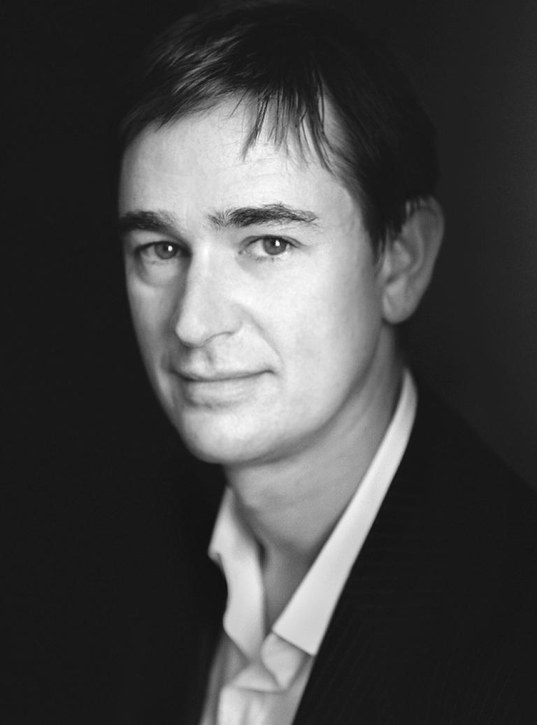 Author Clancy Martin (Harper's)
