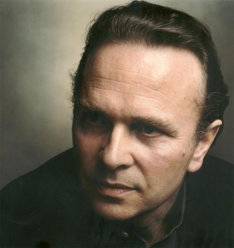 Conductor Mark Elder (Courtesy of the BSO)