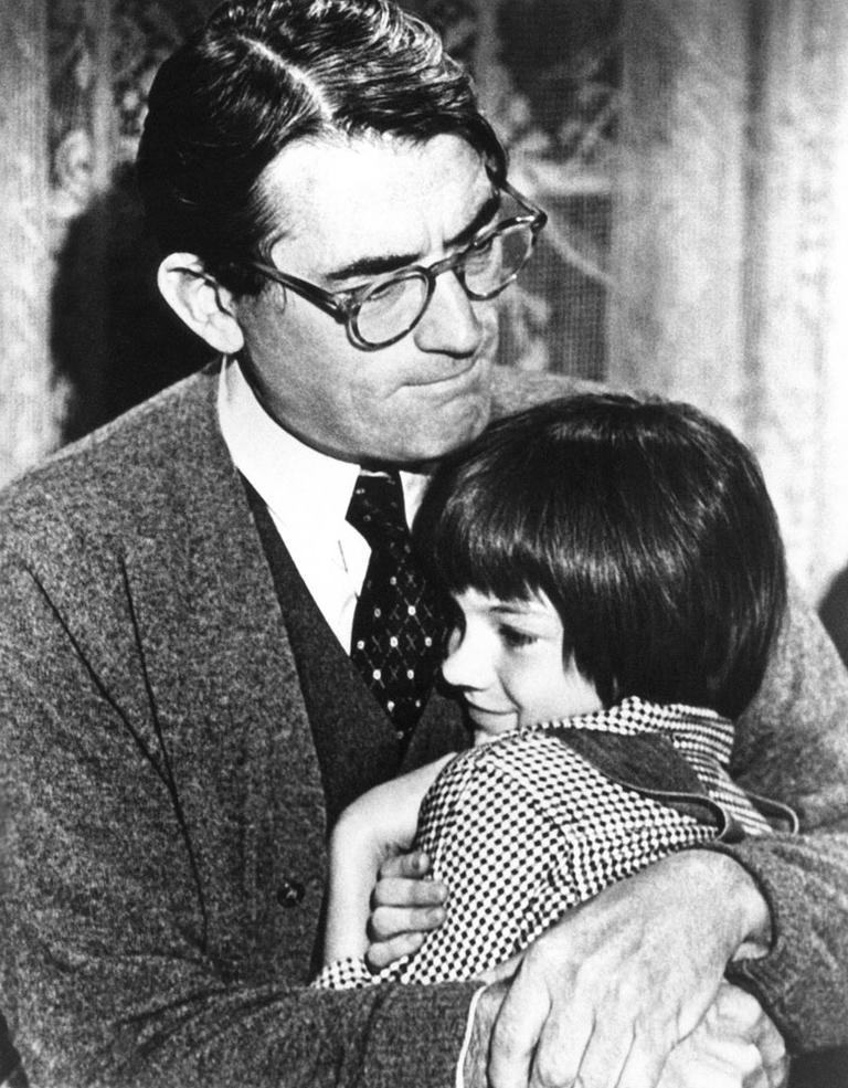 who played scout finch in to kill a mockingbird