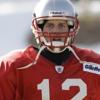 The NFL upheld the four-game suspension of New England Patriots quarterback Tom Brady on Tuesday. (Stephan Savoia/AP)