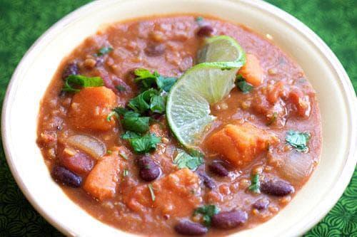 Red Lentil Thai Chili (Theppk.com)