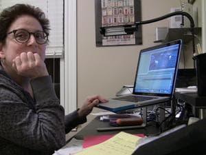 Freelance writer Robin Rouse
