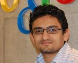Wael Ghonim, an executive at Google who has been missing in Egypt since January 25, 2011. (LinkedIn)