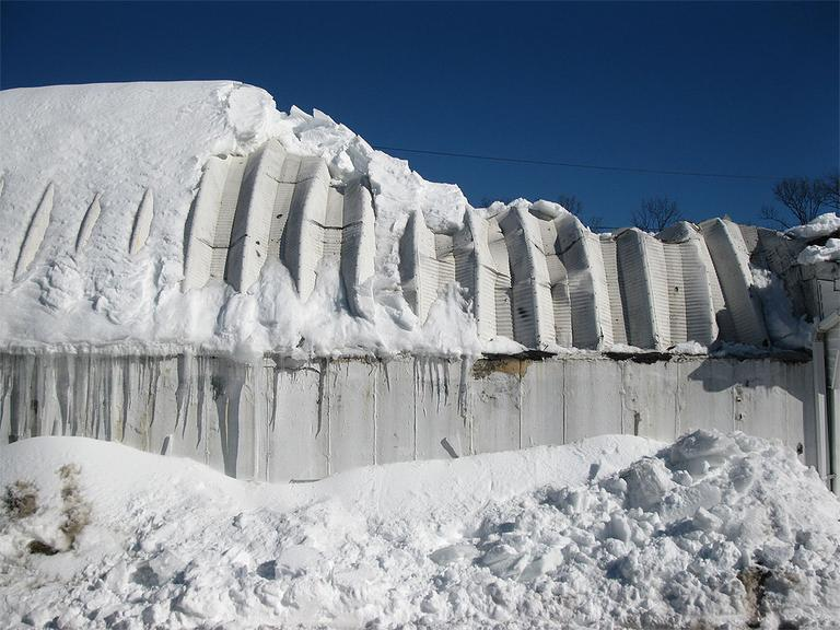 Faq What To Do If You Worry About Roof Collapses Ice