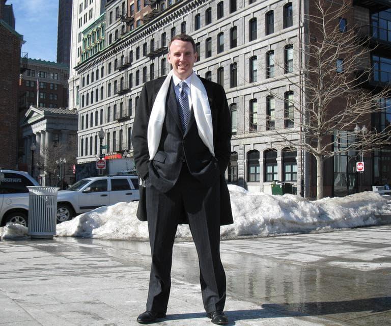 Harvard Economist Ed Glaeser (Dan Mauzy/WBUR)