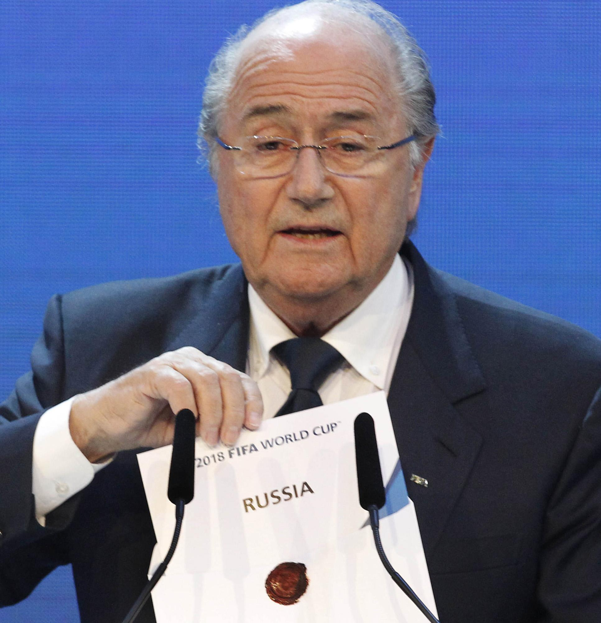 Grant Wahl For FIFA President
