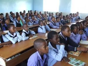 Class in Lesotho