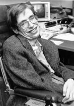 The most famous person with ALS, physicist Stephen Hawking
