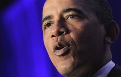 President Barack Obama addressed the Families USA 16th Annual Health Action Conference, in January in Washington. (AP)