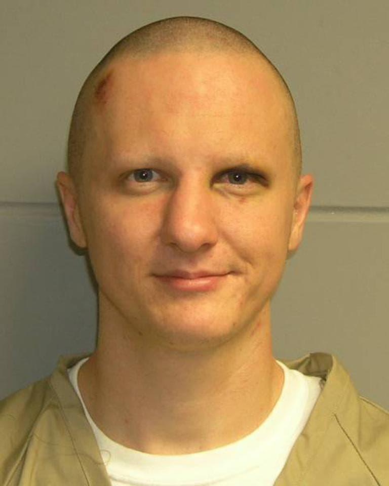Jared Lee Loughner, charged gunman in January's shooting rampage in Tucson, Arizona. (AP)