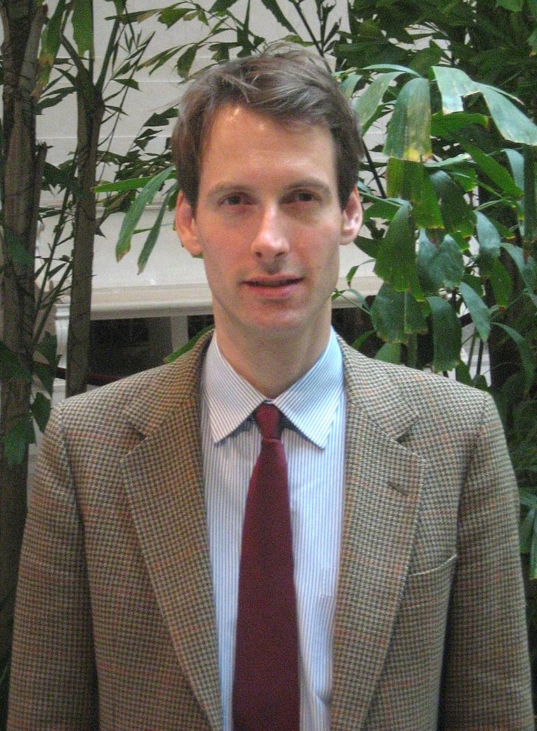 Dr. Oliver Tostmann starts his new job in April. (Courtesy of The Isabella Stewart Gardner Museum)
