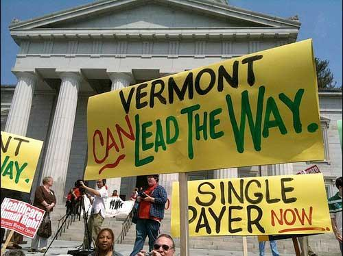 A recent Vermont rally