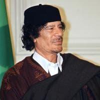 Libyan leader Col. Moammar Gadhafi in 2007. (AP)