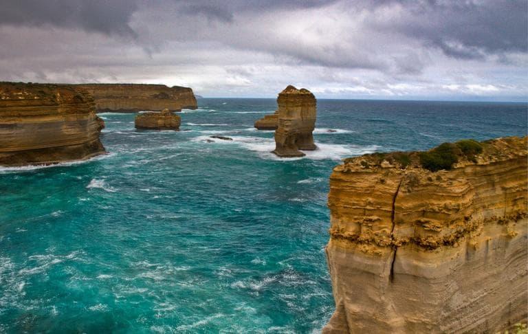 The Great Ocean Road in Australia. (Emil Melgaard - Tixz/Flickr)