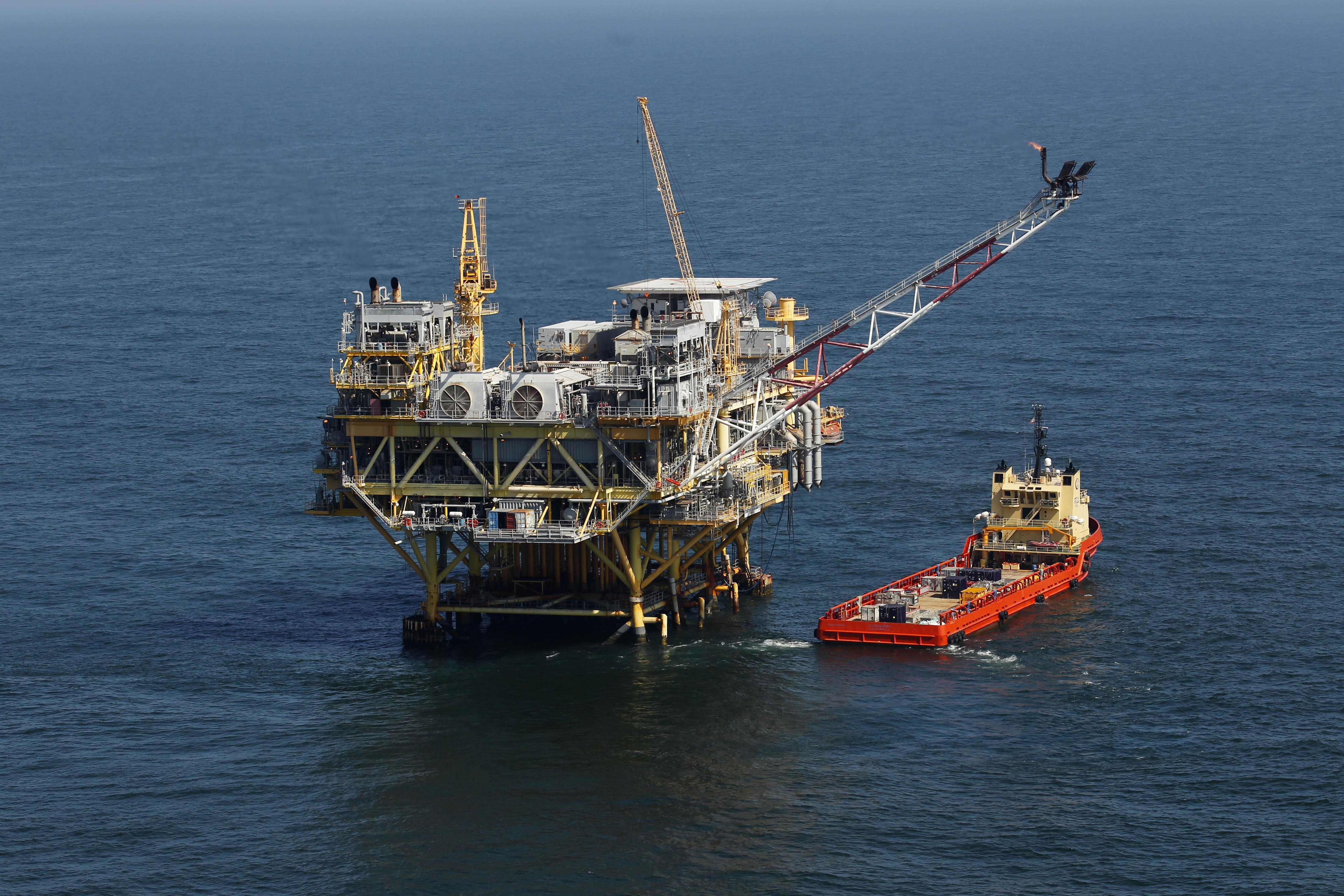 Deep-water Oil Drilling Is Underway In The Gulf Coast | Here & Now