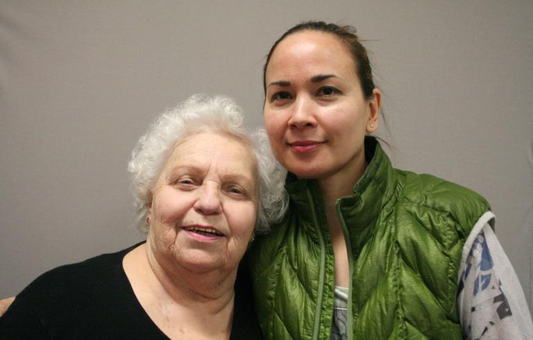 Pearl Torresyap and her daughter Fay (Courtesy StoryCorps)