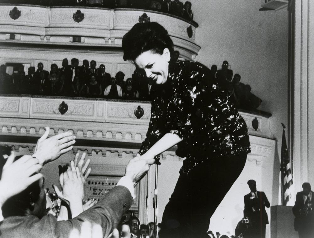 A Fan Recalls Judy Garland\'s Carnegie Hall Concert | Here & Now