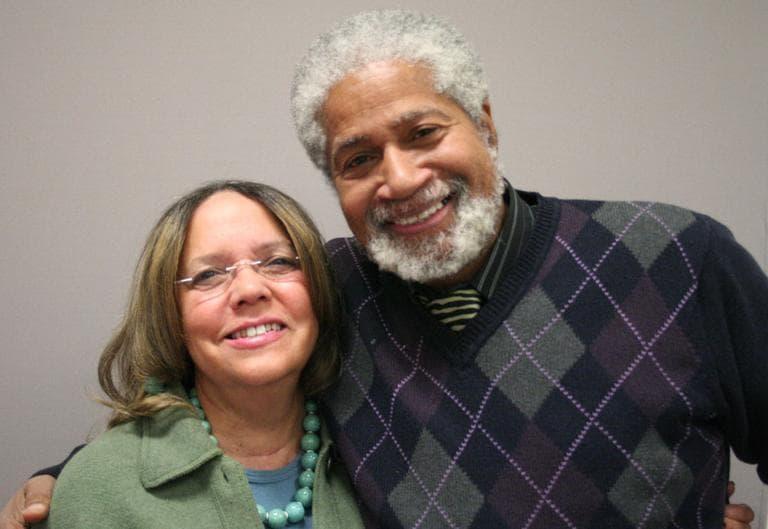 Angela Paige Cook and her husband, Joe Cook (Courtesy StoryCorps)
