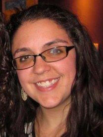 Marisa Levine, a founder of the Boston Young Healthcare Professionals