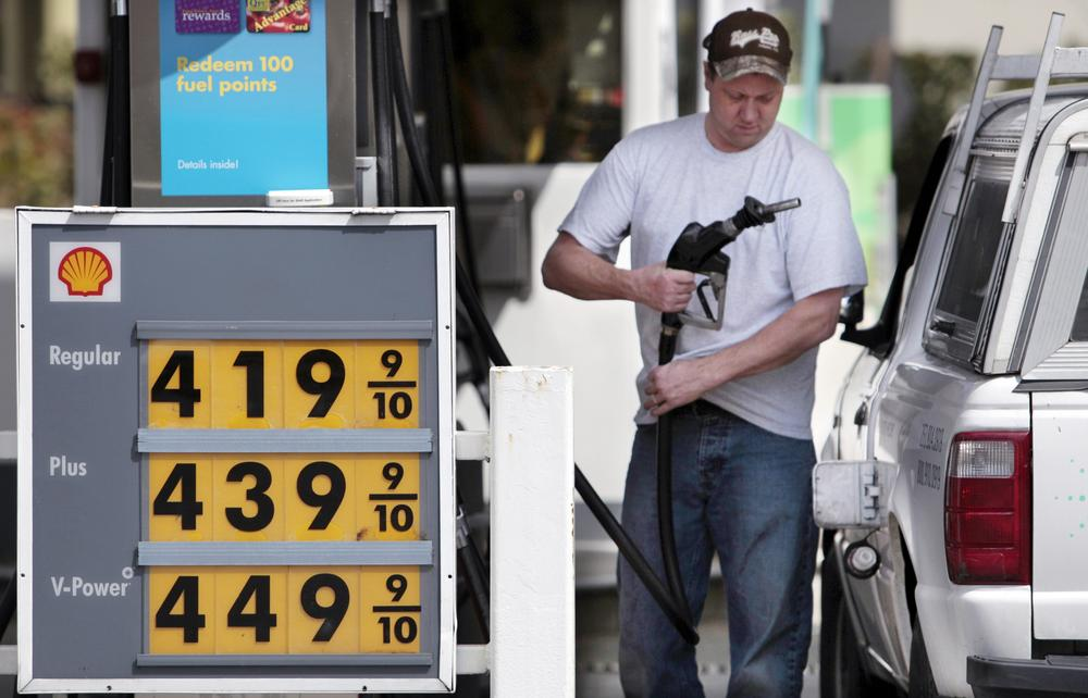 Gas Prices Seattle >> Who S To Blame For High Gas Prices Here Now