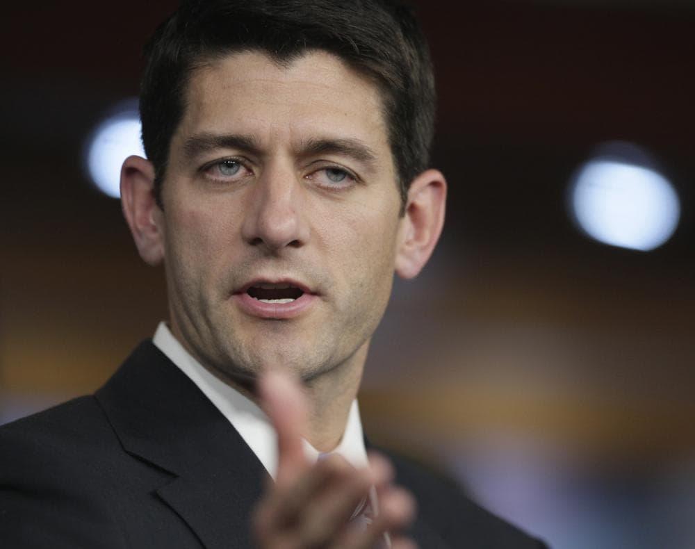 House Budget Committee Chairman Rep. Paul Ryan, R-Wis. (AP)