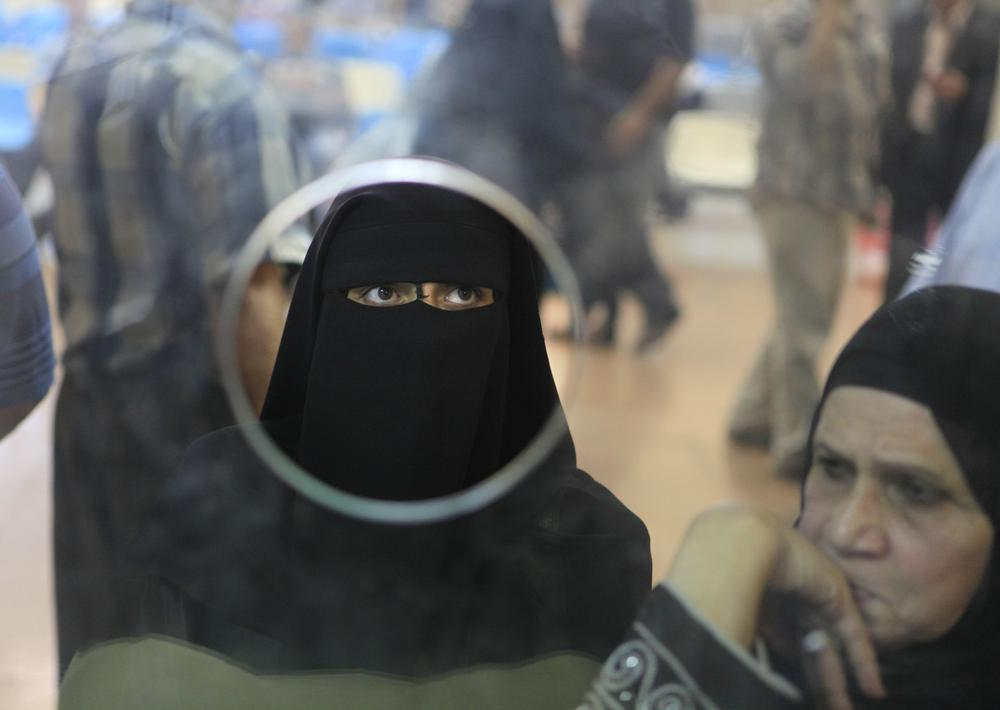 and fully reopened its passenger crossing with Gaza at the town of Rafah, after a long period of restrictions aimed at isolating the Hamas militant group that rules the Palestinian coastal strip. (AP)