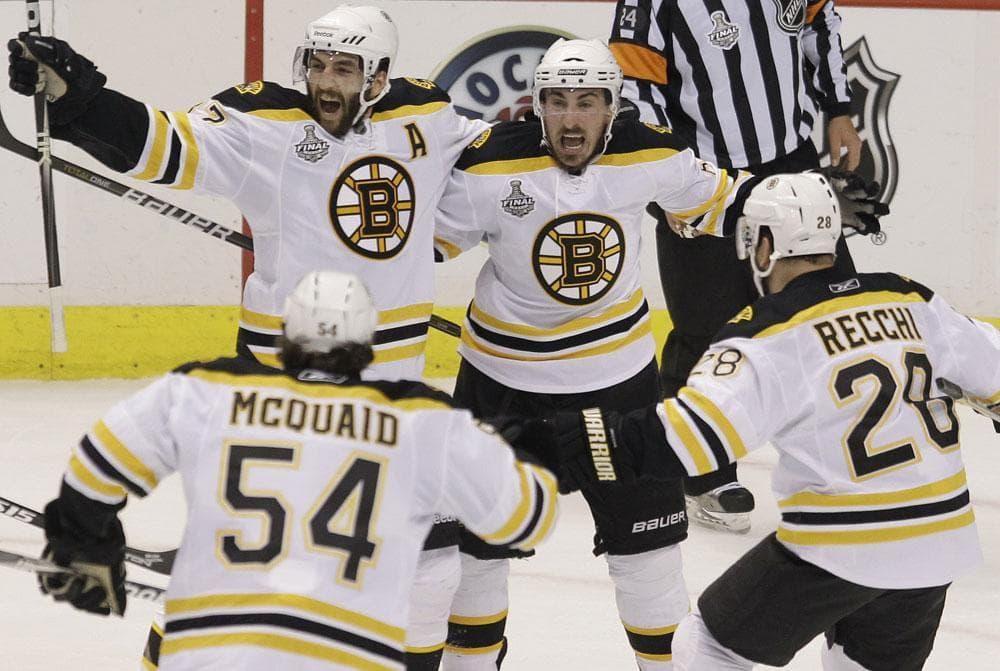 a2cec9ed8c5 Boston Bruins Win 1st Stanley Cup Since 1972