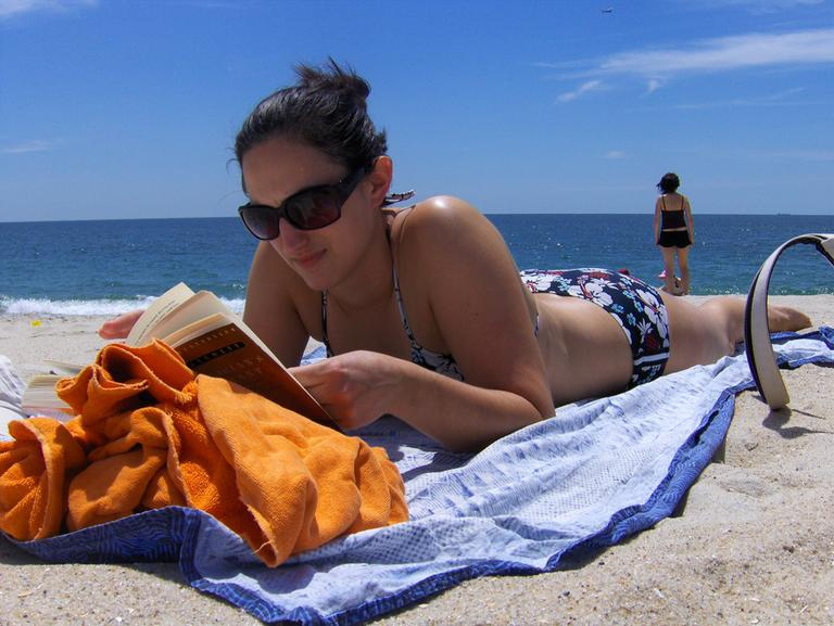 What's made your reading list this summer? We'll take a look at some top picks. (Joe Shlabotnik/Flickr)