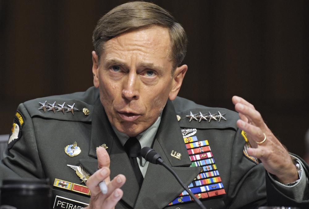 Former Yale Professor William Deresiewicz uses General David Petraeus as a star example of a great leader. (AP)