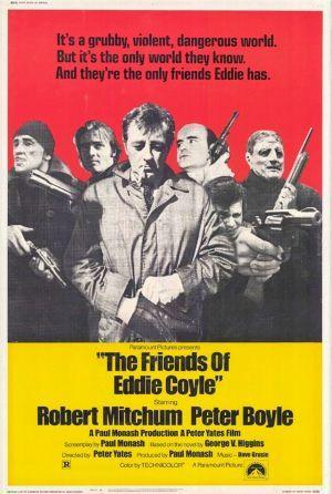 Film poster for ''The Friends of Eddie Coyle.""