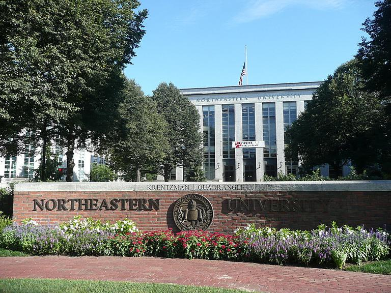 Northeastern University in Boston (Lorianne DiSabato/Flickr)